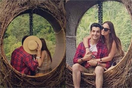 sharad malhotra ripci bhatia romantic pictures