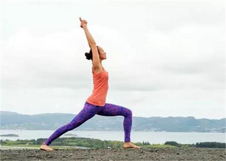 health benefits of virabhadrasana