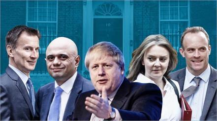candidates in british pm race