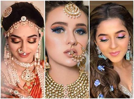 eye makeup colors for summer brides