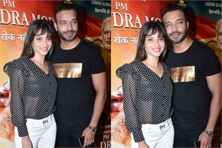 ankita lokhande spotted with boyfriend vicky jain