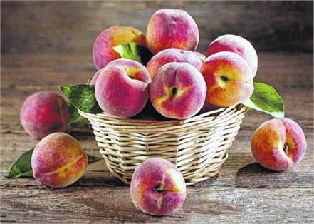 health and beauty benefits of peach
