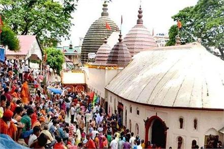 woman s head found in kamakhya temple