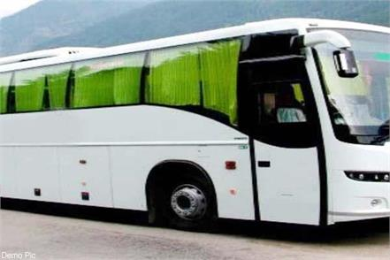 after chandigarh delhi passengers of hisar rohtak can also travel to volvo