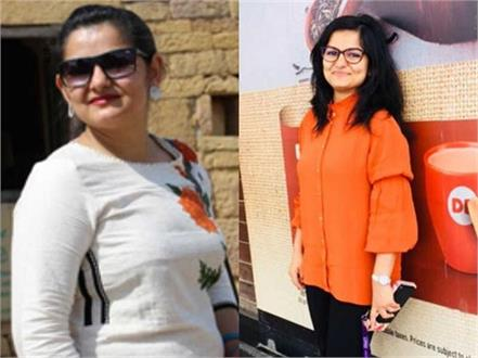 nivedita balyan lost 11 kilos in just 5 months know how