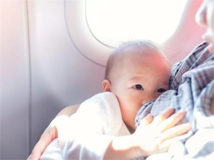 klm airlines is under fire for asking a breastfeeding mom to cover up