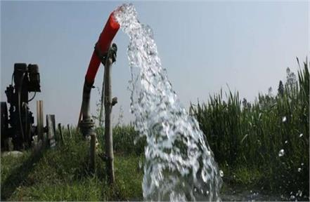 ground water levels in etawah may fall a great water crisis
