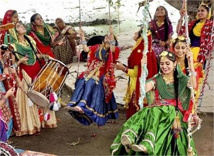 why and how women celebrate teej festival