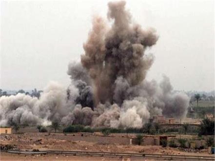 28 terrorists died in afghanistan air strike