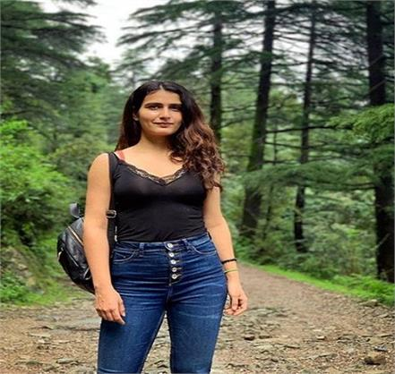 bollywood dangal girl arrives to spend holidays in mcleodganj
