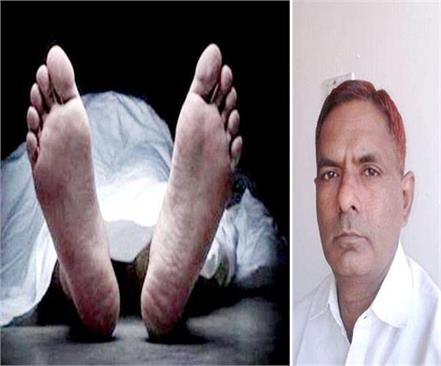 councilor satish saini s uncle commits suicide