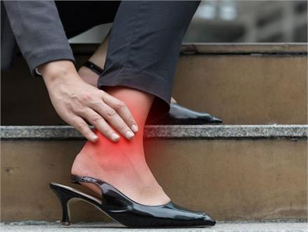 when a sudden sprain occurs in the leg or neck do this