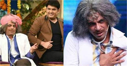 sunil grover aka mashoor gulati may come back in the kapil sharma show