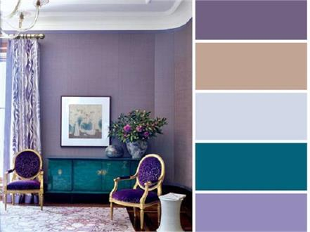 according to vastu which color should be in which room of the house