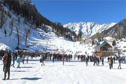 now tourists can enjoy bungee jumping in manali