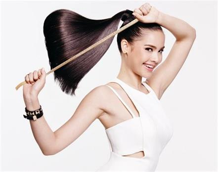 hair growth powder for long and shiny hair
