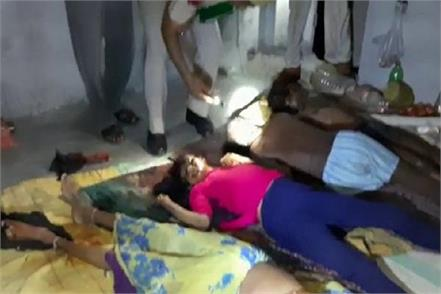 ruthless killing of five laborers including two women in jhajjar