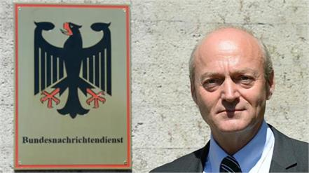 german spy chief gerhard schindler china is poised to dominate the world