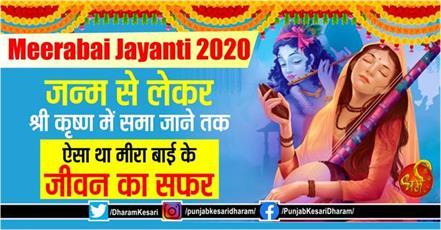 meerabai jayanti 2020