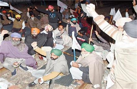 careful haryana delhi border will remain disrupted for 3 days