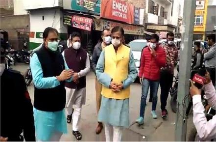 haryana news op dhankhar to meet harish sharma family