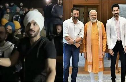 unknown facts of deep sidhu who became face of kisan protest as his video viral