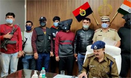 gangster lawrence bishnoi s henchman arrested