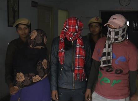 blackmailing gang busted in sirsa