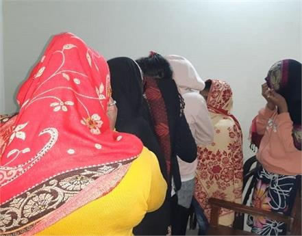 sex racket busted in fatehabad