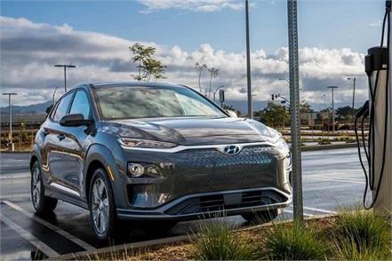 hyundais first electric car makes guinness world record