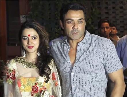 bobby deol s wife tanya is 1 step ahead of her husband in earning