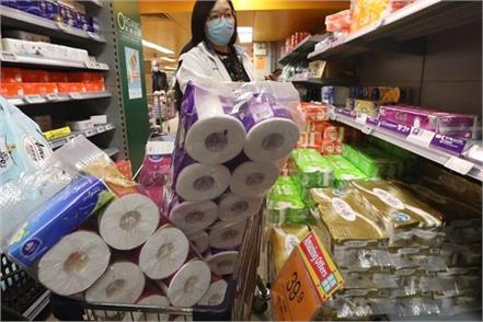 hong kong armed gang steals toilet rolls as coronavirus panic