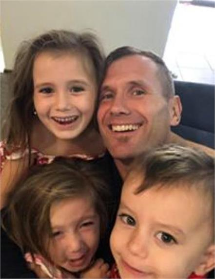 ex rugby player wife and 3 kids killed in  horrific  car fire