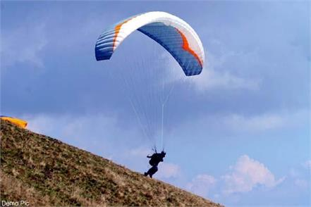 death of pilot while paragliding