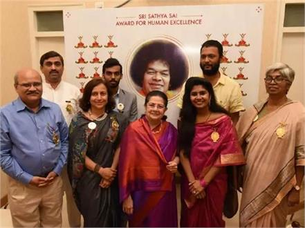 corona virus sri sathya sai service organization came forward to help