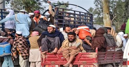 corona fear  pakistan s 5200 teams searching for 41 thousand tablighi member