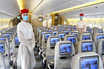 covid effect this is how emirates crew will greet you now