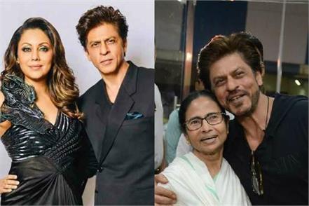 mamata banerjee reaction on shahrukh khan donation against coronavirus