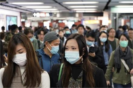 corona virus can stay on mask alive for several days