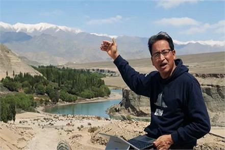 wangchuk the real hero of the 3 idiots in the war against china
