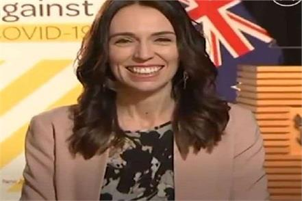 pm of new zealand kept giving interviews even during earthquake