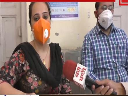 coronavirus sangrur husband wife