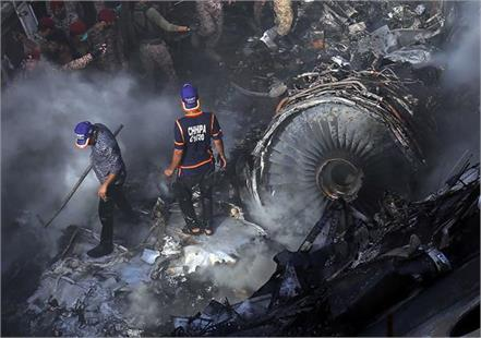 black box of karachi plane that crashed has been recovered