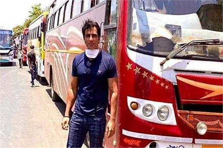 in this way sonu sood came to mind thinking of helping laborers
