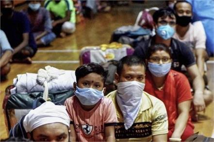 lockdown corona virus population patients