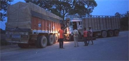 major accident on nh 75 in chhatterpur