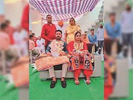 bride took 10 lakh gold took away 80 thousand