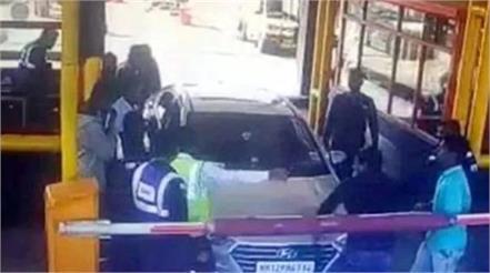 dabang brutally beaten employee for asking for toll