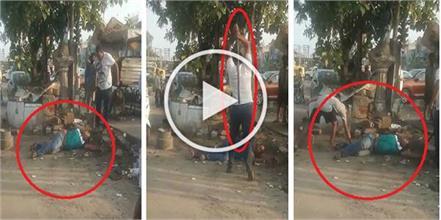 viral video faridabad