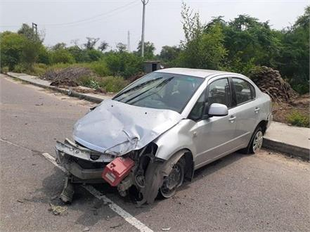 impaired car balance on highway person killed in accident driver injured